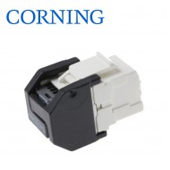 Conector FutureCom™ E250 Unshielded RJ45 Cat.6 UTP, white