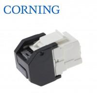 Conector FutureCom™ E250 Unshielded RJ45 Cat.6 UTP, white