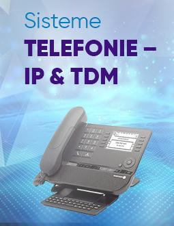 Telefonie IP TDM