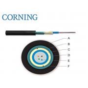 Cablu fibra optica InfiniCor® MM OM1 62.5/125, 4 fibre, In/Out