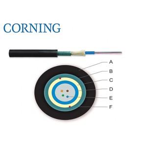 Cablu fibra optica  InfiniCor® MM OM1 62.5/125, 4 fibre, In/Out Solutii Fibra Optica