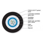 Cablu fibra optica InfiniCor® MM OM1 62.5/125, 6 fibre, In/Out