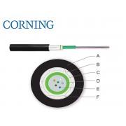 Cablu fibra optica ClearCurve® MM OM2 50/125, 6 fibre, In/Out