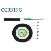 Cablu fibra optica ClearCurve® MM OM2 50/125, 12 fibre, In/Out