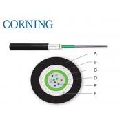 Cablu fibra optica ClearCurve® MM OM4 50/125, 12 fibre, In/Out