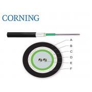 Cablu fibra optica ClearCurve® MM OM3 50/125, 24 fibre, In/Out