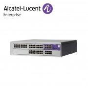 Centrala telefonica IP | TDM Alcatel-Lucent OmniPCX Office Connect in configuratie echipata 8 linii externe si 36 linii interne | Cabinet M (6 sloturi)