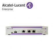 Centrala telefonica Full-IP Alcatel-Lucent OmniPCX Office Connect Evolution in configuratie echipata cu 30 trunchiuri IP si 120 linii interne IP/SIP