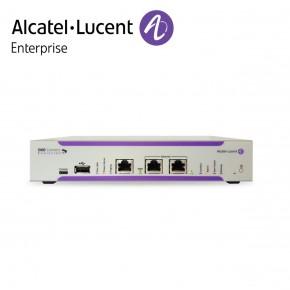 Centrala telefonica Full-IP Alcatel-Lucent OmniPCX Office Connect Evolution in configuratie echipata cu 30 trunchiuri IP si 120 linii interne IP/SIP Echipamente Telecomunicatii