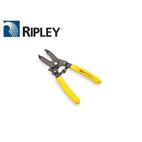 921   Multi-Wire Stripper/Cutter with Cushioned Grip and Handle Lock Solutii Management Cabluri