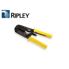 RJC  RJ Style Ratcheting Crimping Tool (8P,6P,4P) Solutii Management Cabluri