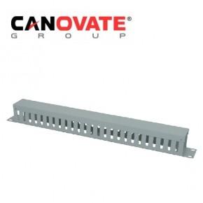 Organizator cabluri cu inele metalice si capac 19
