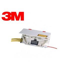 FO Splicing cassette - Fibrlok Universal splice holder Solutii Fibra Optica