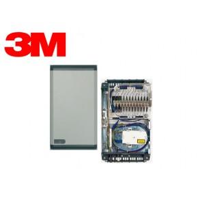 VKA 4/GF Wall Mount Optical Fibre Distribution Box for 48 splices Solutii Fibra Optica