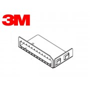 SC Simplex Mounting Plate for 12 Couplings