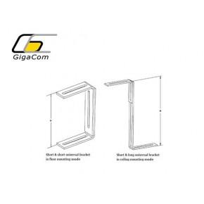 Universal Bracket Kit Short Solutii Management Cabluri