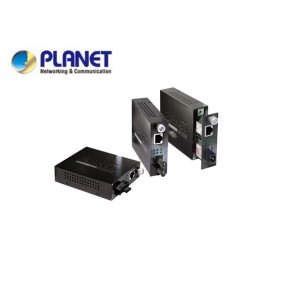 10/100Base-TX to 100Base-FX (SC) Smart Media Converter - Single Mode 15KM Echipamente Active