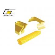 Flexible Drop T Adaptor to 32mm Flexible Duct