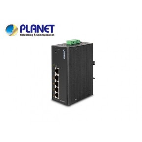 IP30 5-Port/TP Web/Smart POE Industrial Fast Ethernet Switch (-10 to 60 C) Echipamente Active
