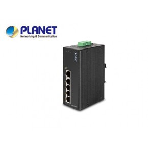 IP30 5-Port/TP POE Industrial Fast Ethernet Switch (-40 to 75 C) Echipamente Active