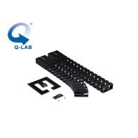 Cable-Snake® Cube MX Set1 -125, negru