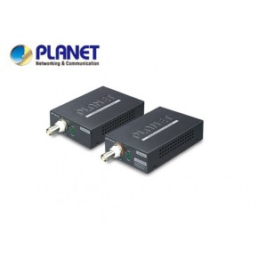 1-Port Long Reach POE over Coax Extender Kit (LRP-101CH+LRP-101CE), -20 to 70 Degree C, up to 1KM Echipamente Active