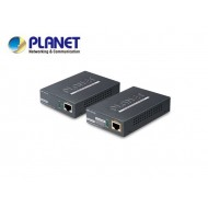 1-Port Long Reach POE over UTP Extender Kit (LRP-101UH+LRP-101UE), -20 to 70 Degree C, up to 500 meter