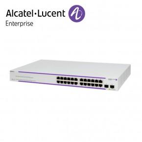 Alcatel-Lucent OmniSwitch OS2220 WebSmart 24 porturi RJ-45 10/100/1G BaseT, 2xSFP ports Echipamente Networking