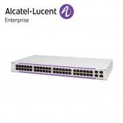 Alcatel-Lucent OmniSwitch OS2220 WebSmart 46 porturi PoE RJ-45 10/100/1G BaseT, 2xPoE RJ-45/SFP combo, 2xSFP ports (390W PoE budget)