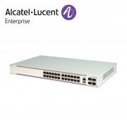 Alcatel-Lucent OmniSwitch 6350 24 porturi 10/100/1000 BaseT ports si 4 porturi Gigabit SFP