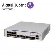 Alcatel-Lucent OmniSwitch 6450 8 porturi RJ45 10/100 BaseT, 2 SFP/RJ-45 combo, 2 SFP Gigabit ports