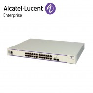 Alcatel-Lucent OmniSwitch 6450 24 porturi 10/100 BaseT, 2 SFP+ 1G/10G ports, one expansion slot