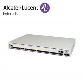 Alcatel-Lucent OmniSwitch 6450 22 porturi 100/1000 Base-X SFP ports, 2 SFP/RJ45 combo, 2 SFP+ 1G/10G ports, one expansion slot Echipamente Networking