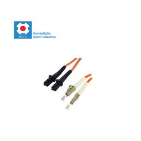 Patch cord MTRJ/PC-LC/PC SM9/125 duplex 2.0mm standard color LSZH jacket cable, (L)m Solutii Fibra Optica