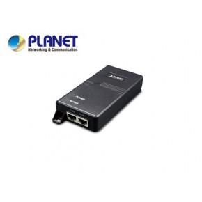 Single Port 10/100/1000Mbps Ultra POE Injector (60 Watts) - w/internal power Echipamente Active