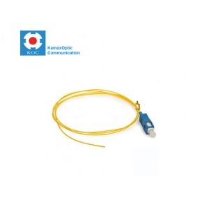 Pigtail SC/PC SM 9/125, 0.9mm LSZH cable, 1.5m Solutii Fibra Optica