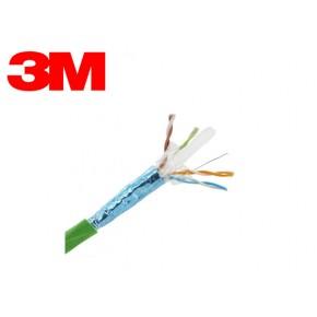 Cablu cat. 6A 100 ohms U/FTP, manta LSOH 4 perechi (1000 m tambur) Sisteme Cablare Structurata