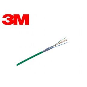 Cablu cat. 7 100 ohm S/FTP, manta LSOH 900MHz 4 perechi (1000m tambur) Sisteme Cablare Structurata