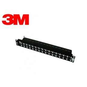 Volition Patch panel 32 x RJ45 porturi 1U keystone Sisteme Cablare Structurata