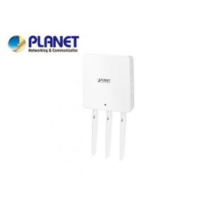 1750Mbps 11ac Dual Band Wall Mount Enterprise Access Point, Gigabit LAN, 802.3at POE PD, Gigabit LAN, 802.3at POE PSE, ETSI, High Power Echipamente Active