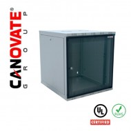 "Rack 19"" / 9U 540X400mm ECO, montare pe perete"